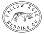 Fallow Rose Wedding Co